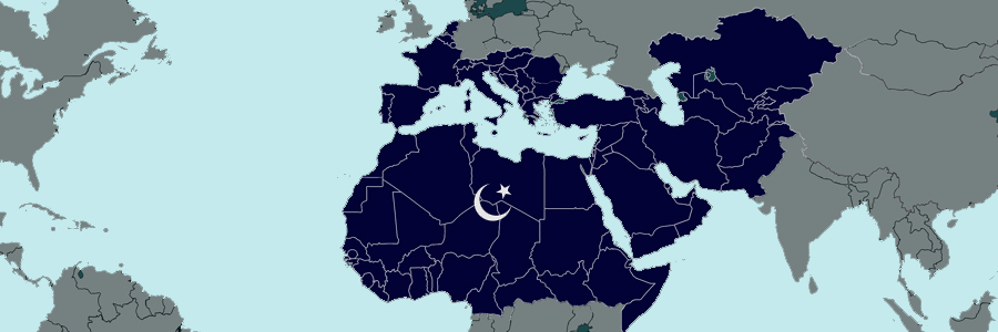 Caliphate Expands across Europe