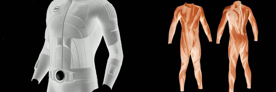 First Stillsuit Design