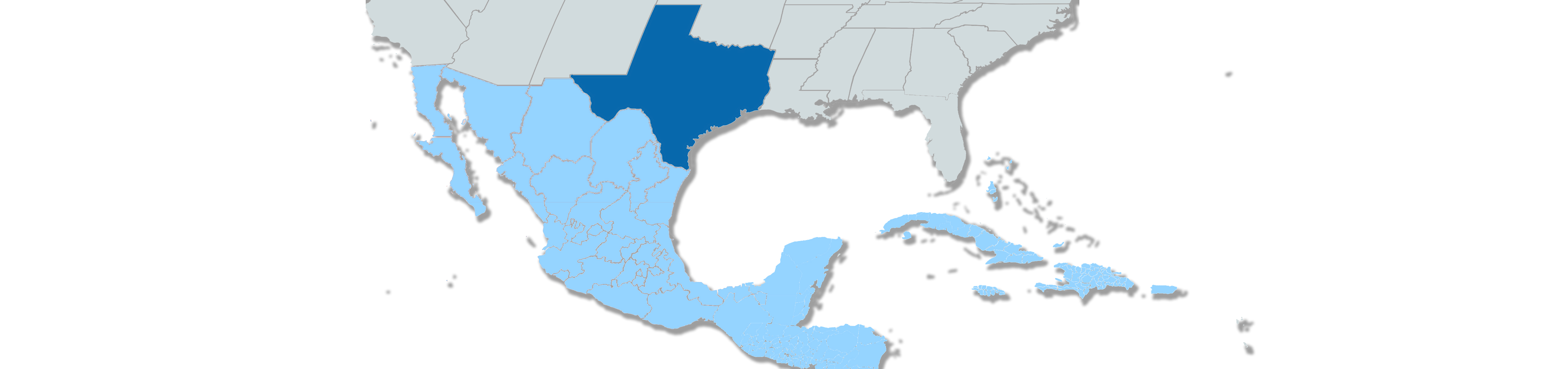 Texas Annexes Central America
